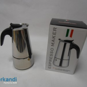 Coffee maker 6person eng-120