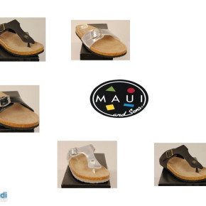 """Sandals / thongs """"Maui & Sons"""", several styles"""