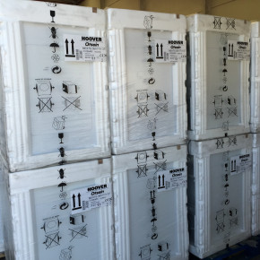 A +++ LOT HOOVER WASHING MACHINES, NEW MACHINES, TIMELY STOCK OFFER