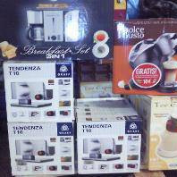 Vacuum cleaners, coffee makers, irons and other minor appliances