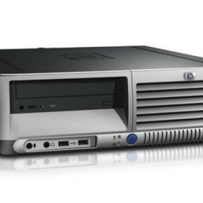 HP Compaq desktop PCs