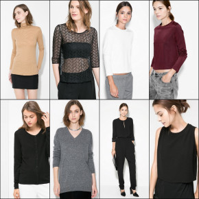 MANGO WOMEN'S CLOTHES STOCK LOT FALL/WINTER 2016