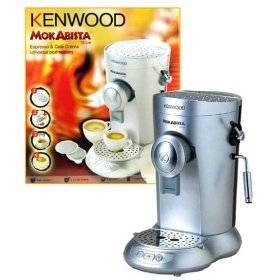 Kenwood Mokabista coffee makers