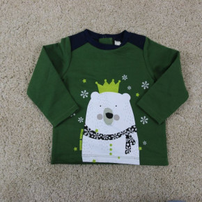 Sweatshirt for a child with print