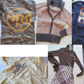 REVOLUTION, TRS JEANS, JUNK DELUXE, RED RABBIT, WESC - streetwear clothes stocklot