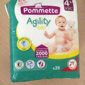 """Baby Diapers """"pommette"""""""