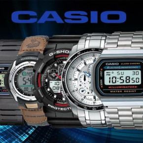Lots of Casio watches CA53W-1,  G-Shock DW5600E & A158W-1