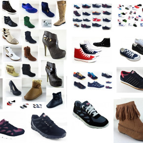5000 pairs of shoes Stock Remaining Overstock every 3.50 EUR