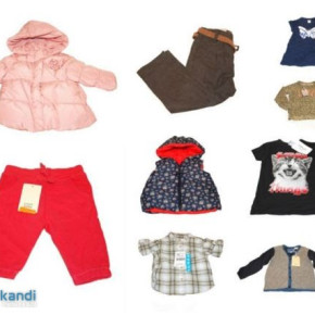 Zara women and Zara Kids. Others brands avalaible !