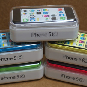 Unlocked Apple iPhone 5c 16GB-All Colors Available(US Spec)