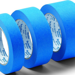 MASKING TAPE, BLUE-MASK UV