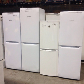 Wholesale used Washing Machines, Refrigerators, Side by Side, Freezers