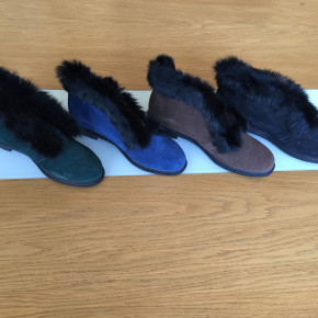 STOCK LOT OF LADIES SHOES LEATHER MODEL : 471404