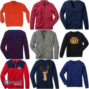 Men's sweater mixed pack