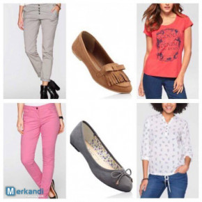 Women's Tops, pants and shoes