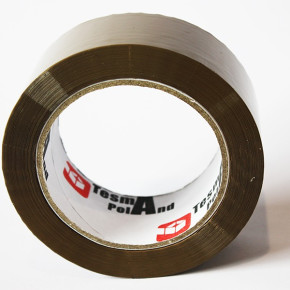 PACKING TAPE 48x175 48/175m COFFEE