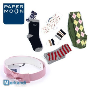 Wholesale of PAPER MOON PLUS accessories for kids