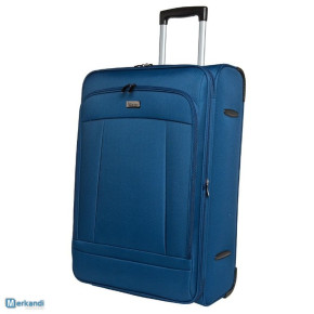 EASY PACK RAPIDO 2 Navy Blue - Large Trolley Case, 100 Liter