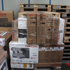 Branded Televisions (TVs) - DOA Retail customer returns – Export Only