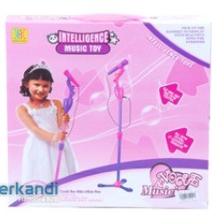 Microphone intelligence music toy for sing.