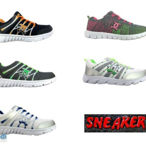 SNEAKER Sport Shoes Special Production for Men and Women
