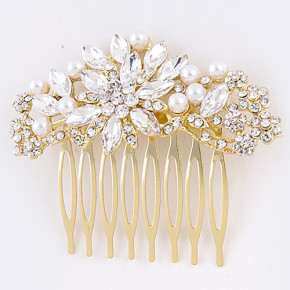 CRYSTAL HAIR ACCESSORIES