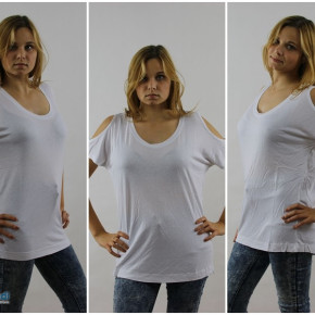 Women's slotted sleeve wholesale