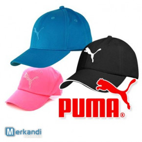PUMA wholesale of caps for men, women and kids