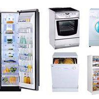 Major appliances regular supplies