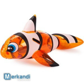 bestway clown fish with handles Ideal for pool use