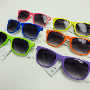 VArious colors wayfarer sunglasses