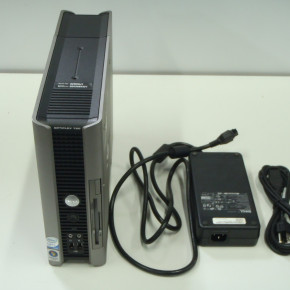 Dell 760 usff , C2D 3,16 , 2 GB , 160 GB , DVD- 30,50 Euro AS NEW