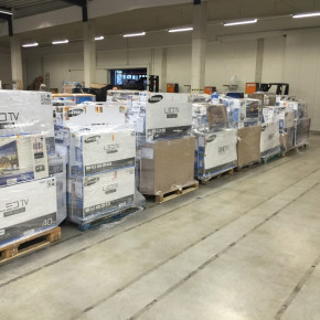 Branded Televisions (TVs) - DOA Retail customer returns