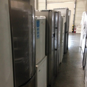 Used Washing machines, Fridges, Fridge Fridges, Side by Side, Dryers
