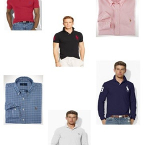 Ralph Lauren shirts and polos