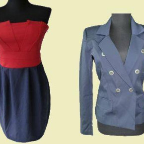 VILA ladies clothing - ends of lines