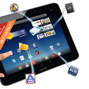 "Tablet 10"" Medion QUAD Core 16GB"