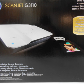 HP SCANJET G3110