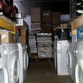 BOSCH, LG, WHIRLPOOL, SAMSUNG Refurbished