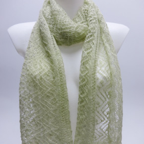 Color mix knitted scarves SWL036