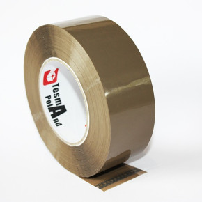 PACKING TAPE 48x230 48/ 230m COFFEE strong