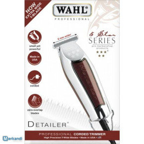 WAHL HAIR CLIPPERS DETAILER WIDE 5 STAR
