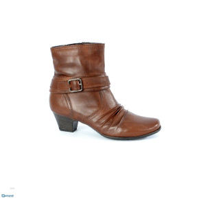 Ladies Ex *Janet D* Leather Ankle Boots