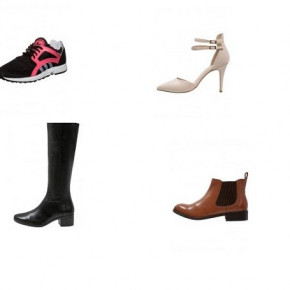 Great assortment of women's shoes