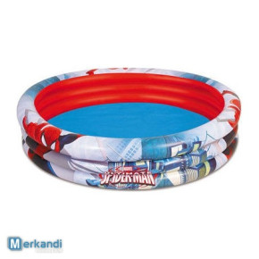 Bestway inflatable  swimming pool spiderman Size: 152 x 30 cm