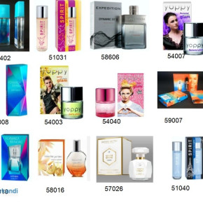 Closeout perfume lot offer only 1,93 euro
