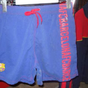 F.C. Barcelona clothing and gifts mixed excess stock