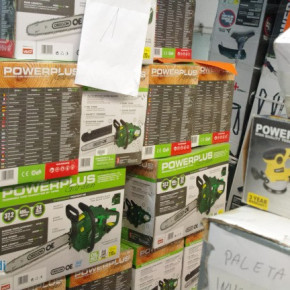 Powertools closeout — store liquidation
