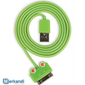 IPhone USB cable.