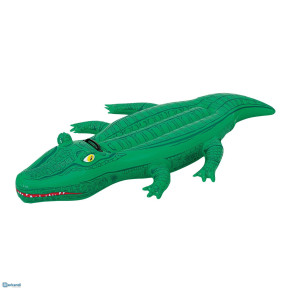 bestway crocodile inflatable 214cm Ideal for pool use